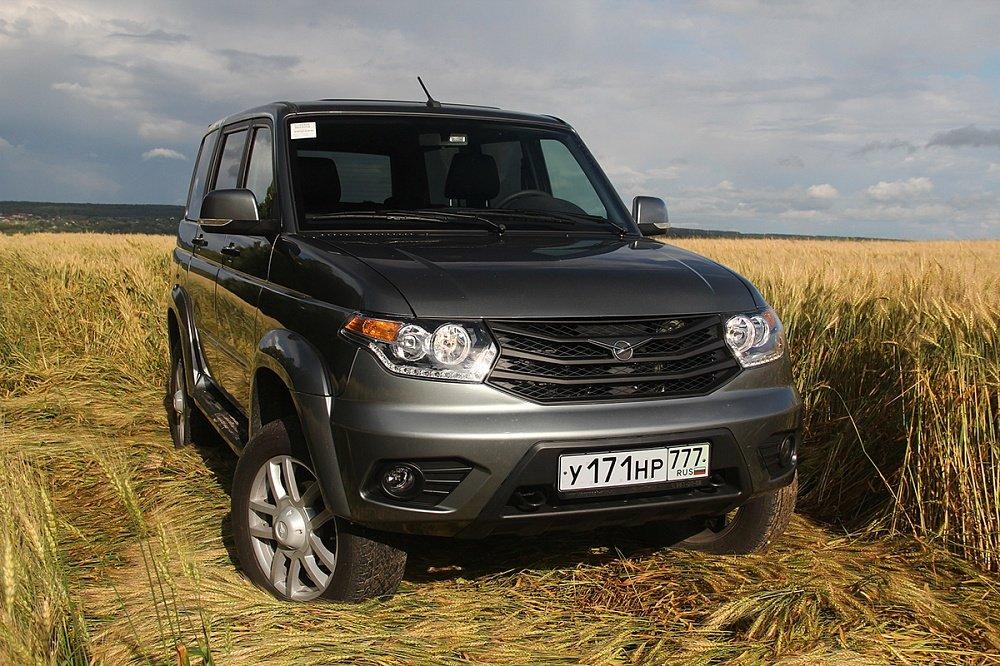 Экспорт авто  УАЗ вырос на47% в прошлом году