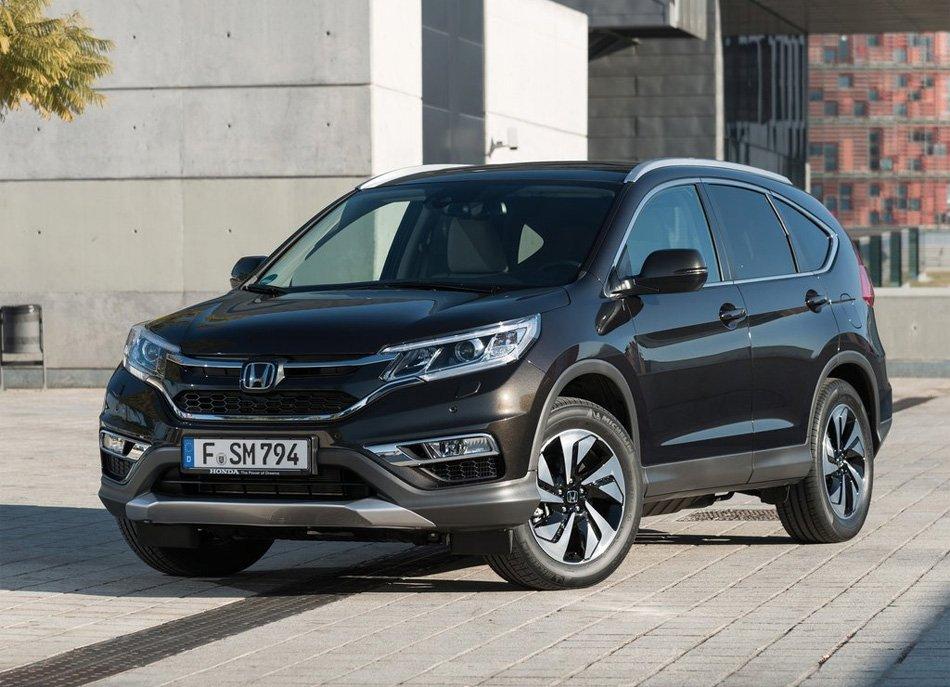 В России почти на5% подорожает кроссовер Honda CR-V
