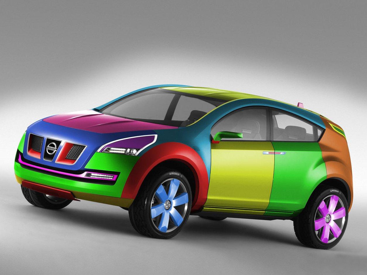Самые дешевые цвета машин