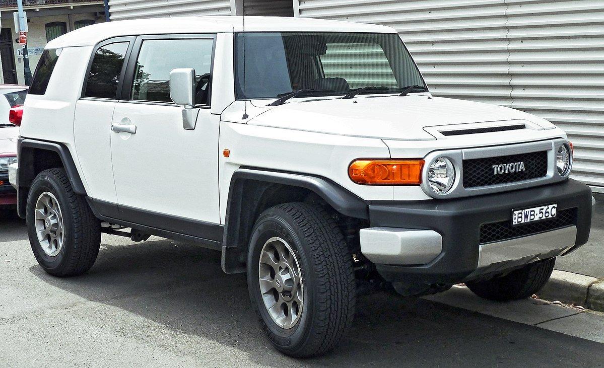 Тойота планирует возродить вседорожный автомобиль Тоёта FJCruiser