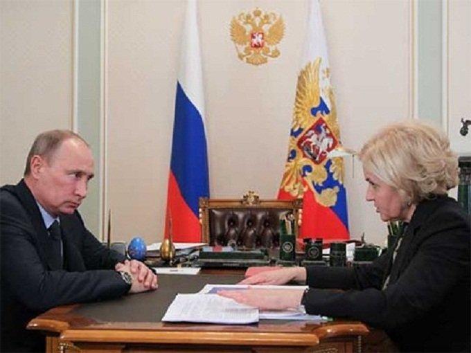 Путин поручил Голодец посодействовать итальянским партнерам в РФ