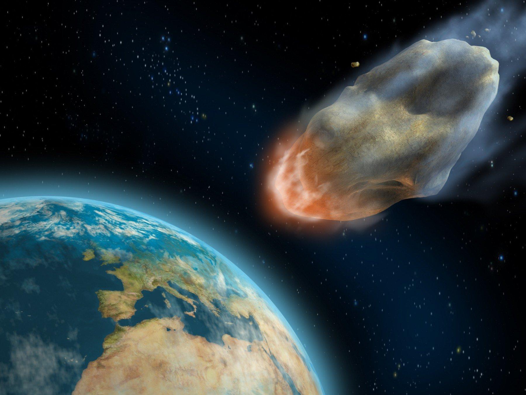 НаЗемлю летят два большущих астероида— Астрономы