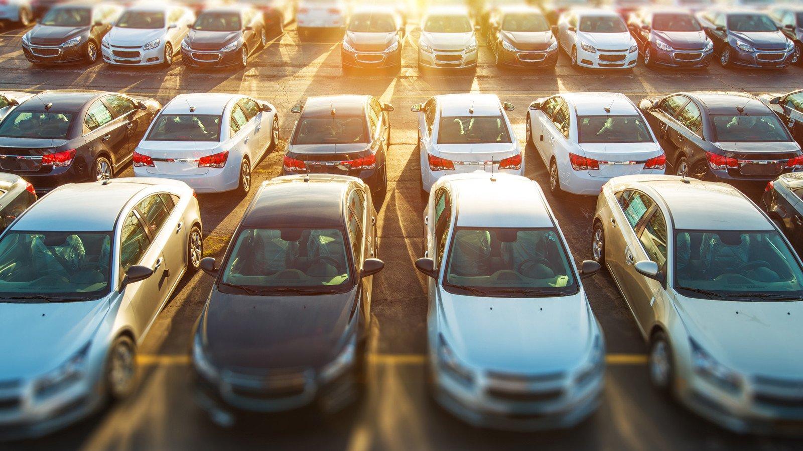РФ заняла 12-е место на мировом автомобильном рынке