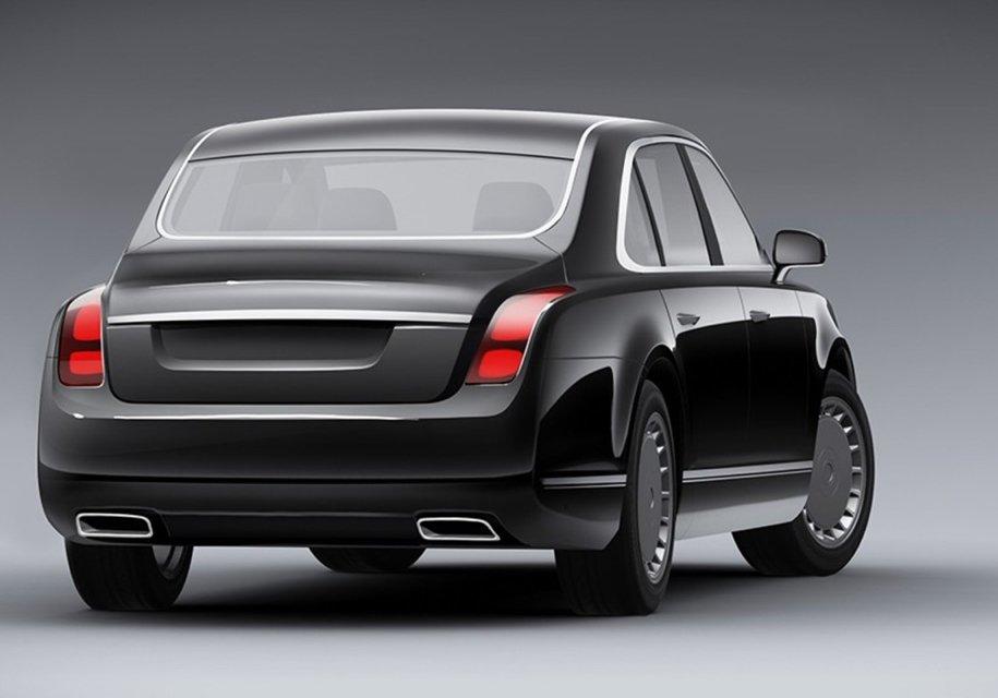 В Российской Федерации начали обкатку машин «Кортеж» для чиновников, сказал источник