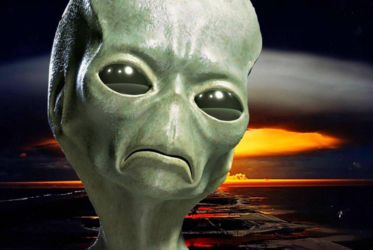 картинки про инопланетяне вид перми космоса