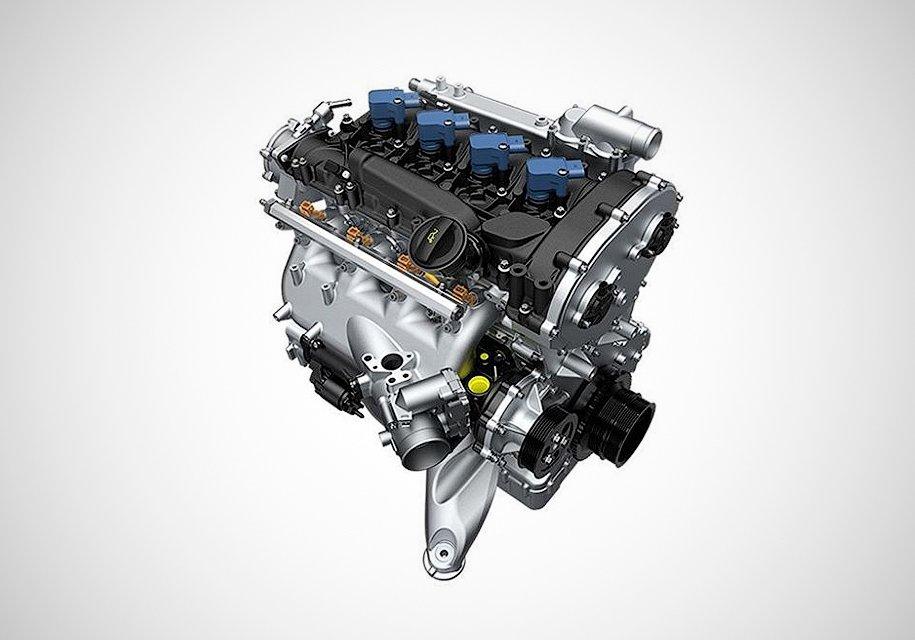 НАМИ представил базовый двигатель проекта «Кортеж»