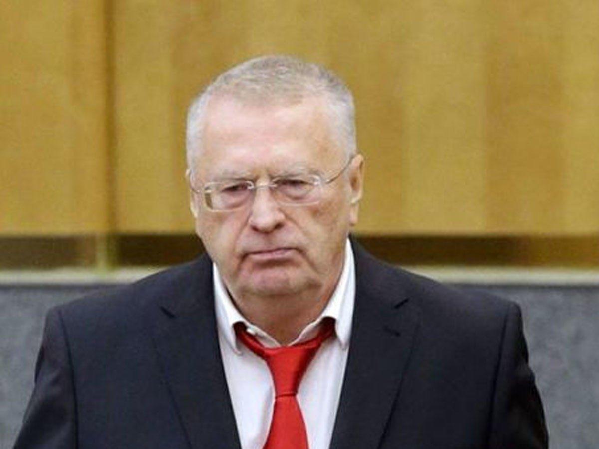 Жириновский решил попробовать мельдоний
