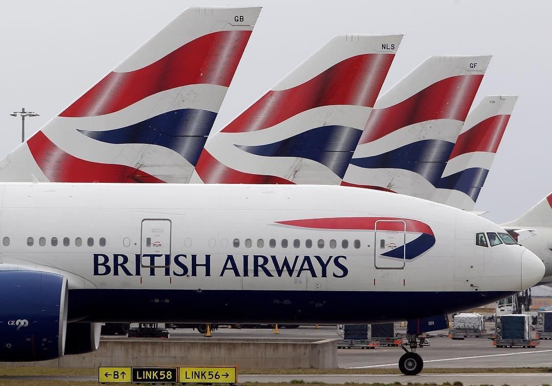За пару минут довзлета милиция задержала нетрезвого пилота British Airways