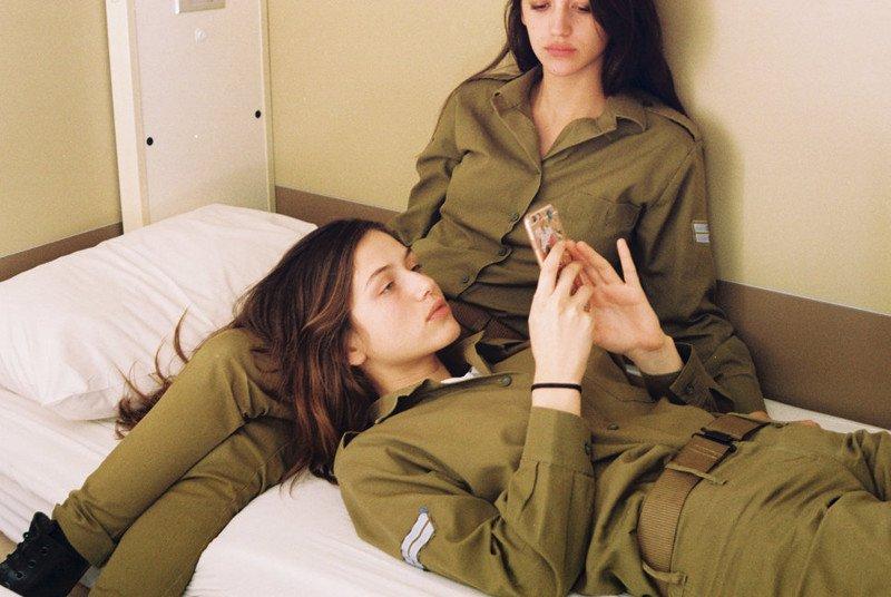 Девушки изармии Израиля присоединились кфлэшмобу курсантов УИГА