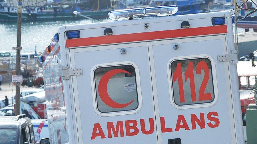 Количество жертв аварии со школьным автобусом в Турции достигло 11 человек