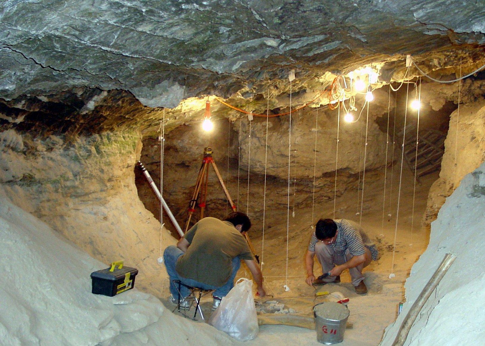 ВКитайской народной республике обнаружили останки ребенка времен палеолита