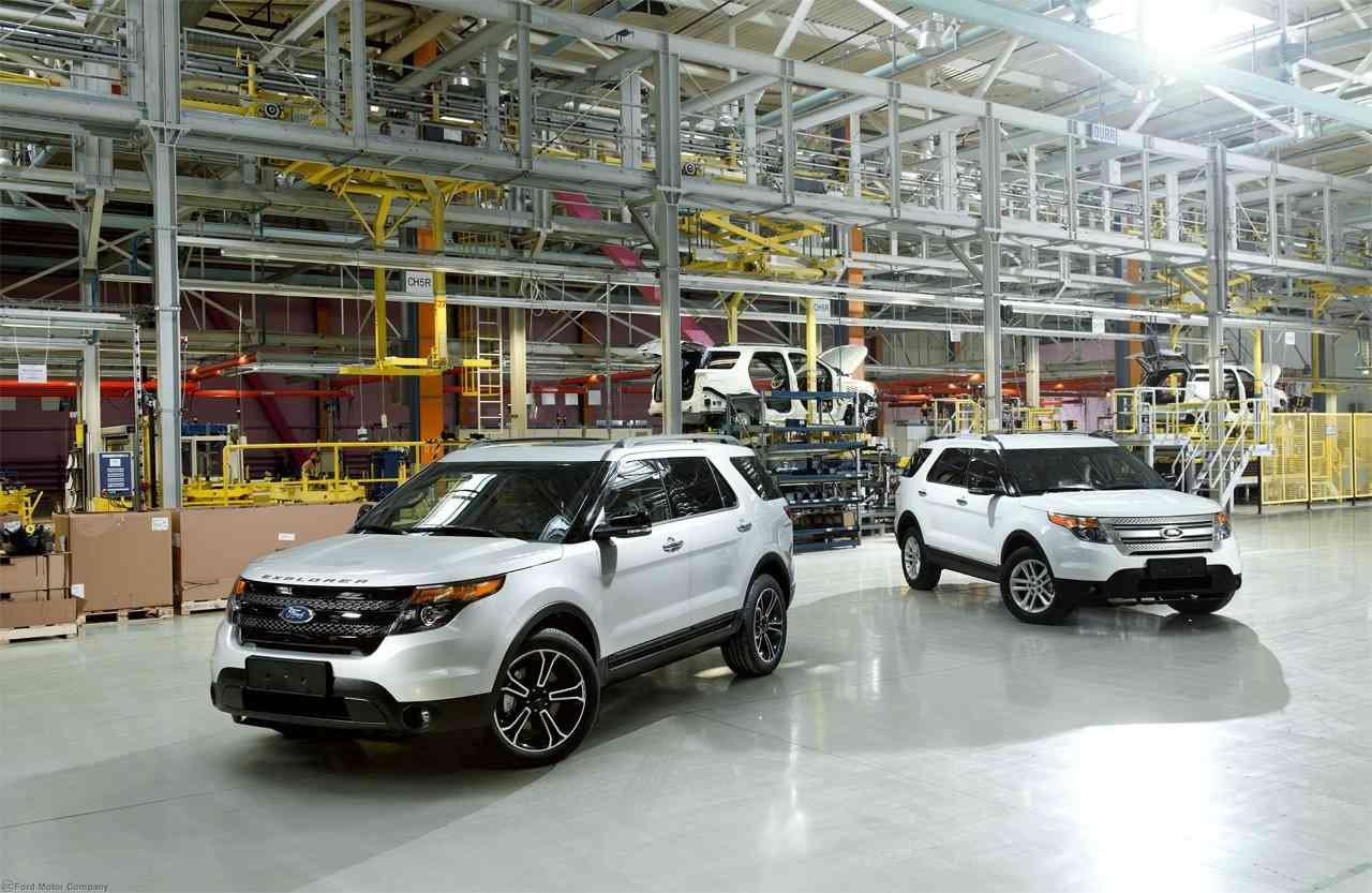 Форд Sollers увеличила экспорт автомобилей из РФ в 2017-ом на21%