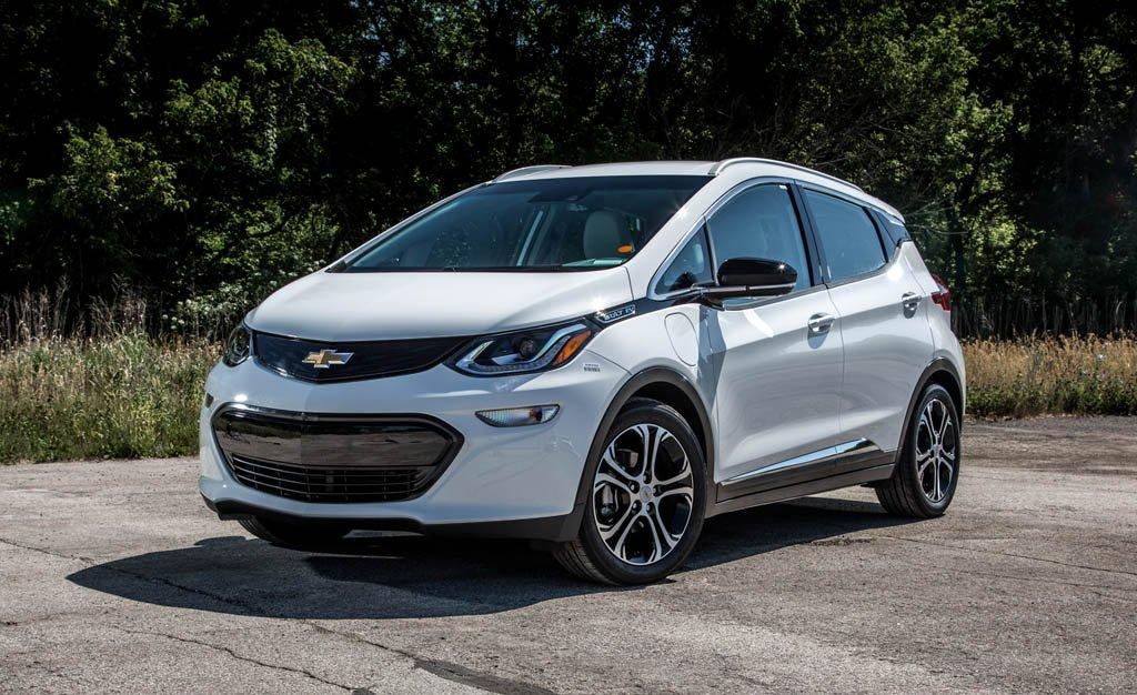 Дженерал моторс сделают выпуск электромобилей прибыльным