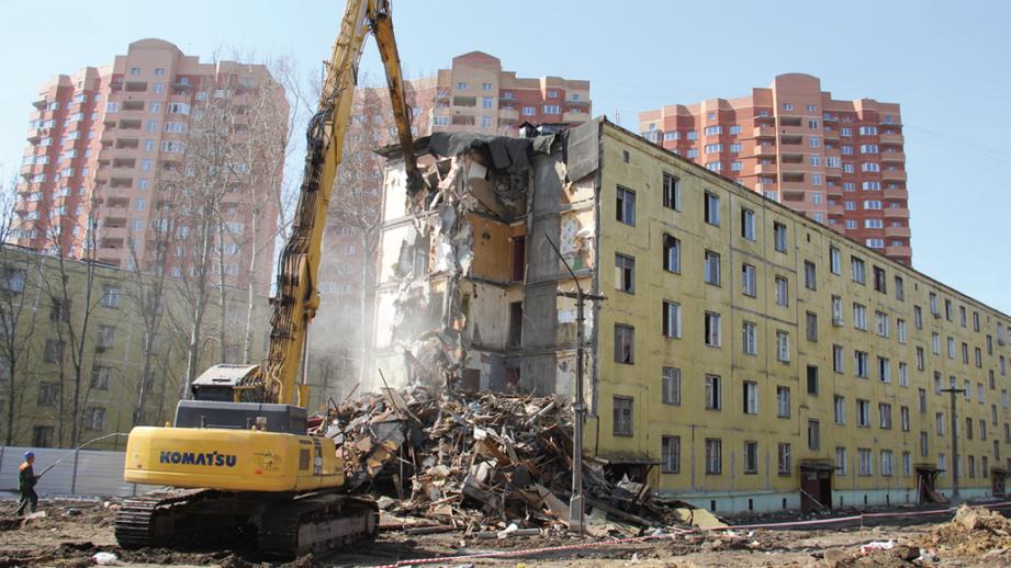 В российской столице подготовили 1-ый дом попрограмме реновации