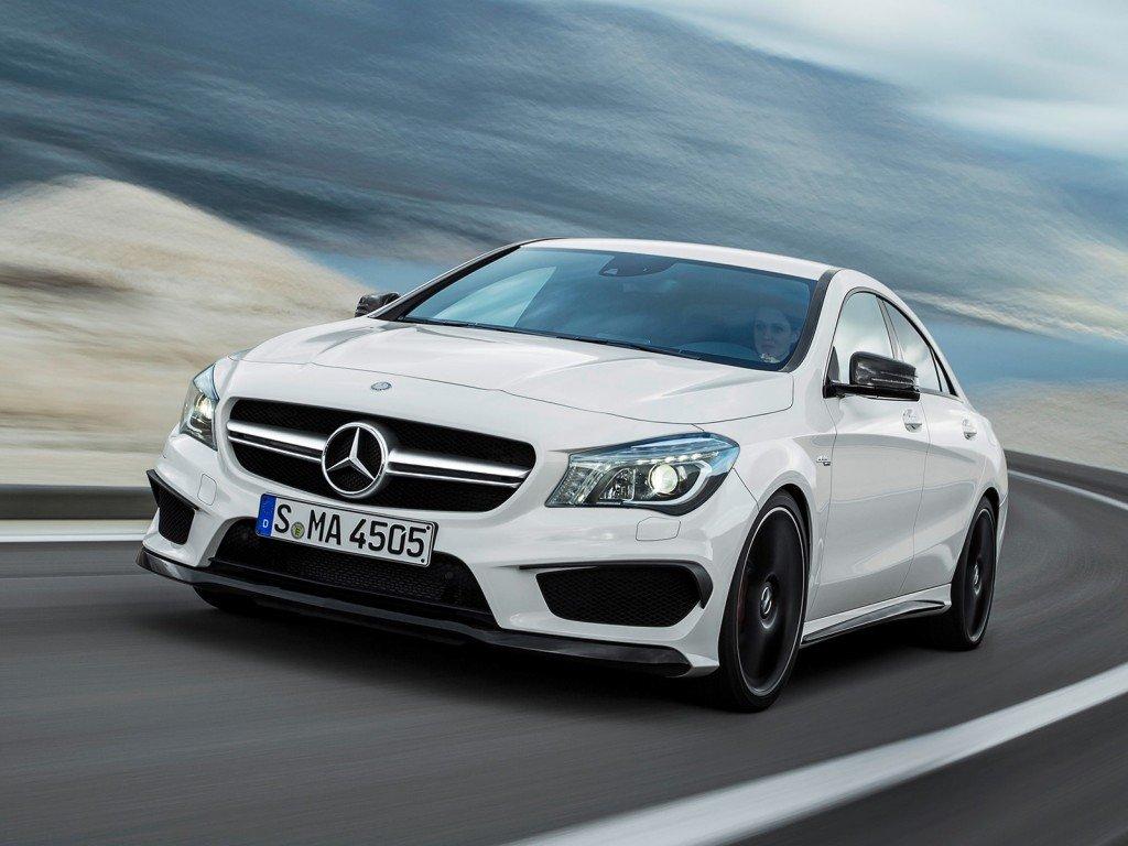 Mercedes отзывает в РФ неменее 6,6 тысячи машин из-за подушек безопасности
