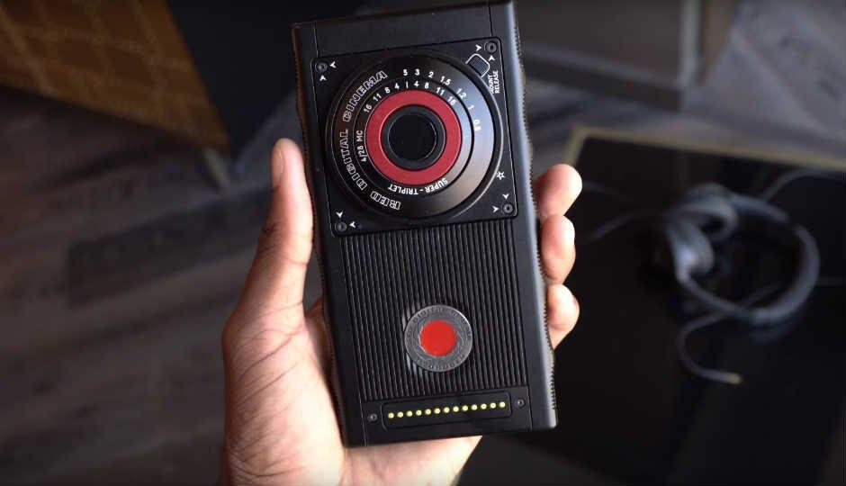 Смартфон Red Hydrogen One оснастили голографическим дисплеем