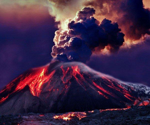 Ученые поведали, как можно предсказать извержение вулкана