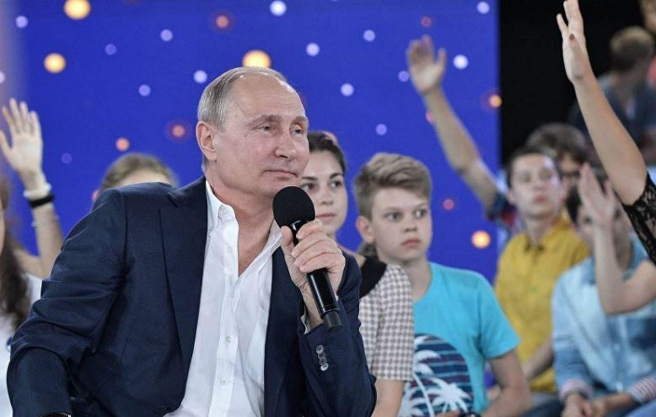 Путин предложил сделать в Российской Федерации молодежный фестиваль авторской песни