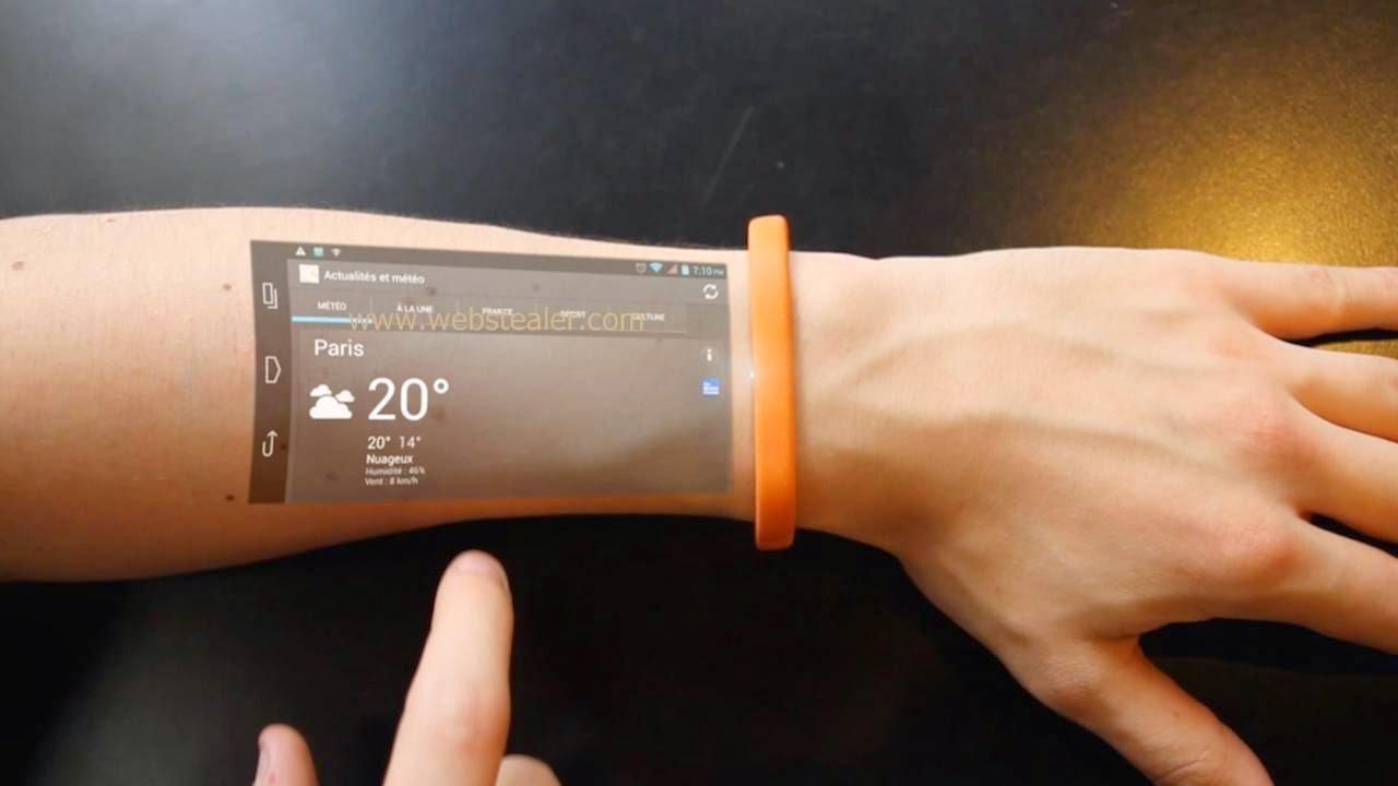 Нокиа разрабатывает браслет, который будет предсказывать появление рака