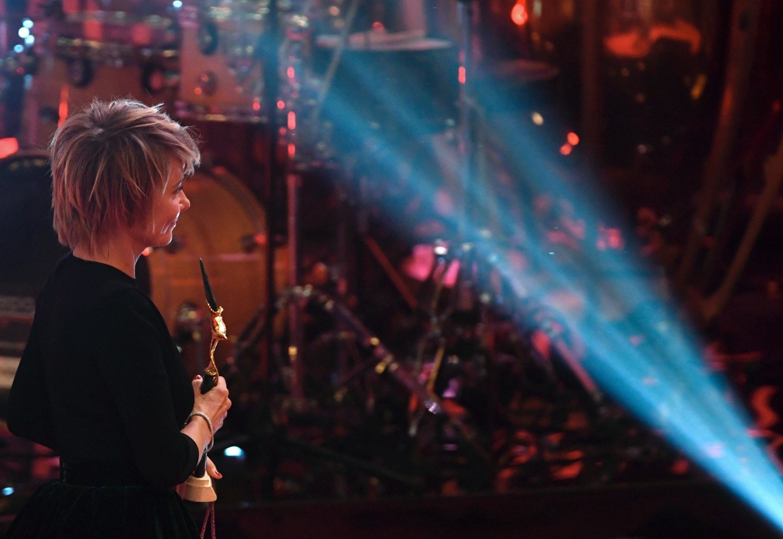Сегодня в Мосфильме назвали лауреатов кинопремии золотой орёл