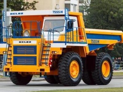 Для нового «БелАз» 55 тонн непомеха