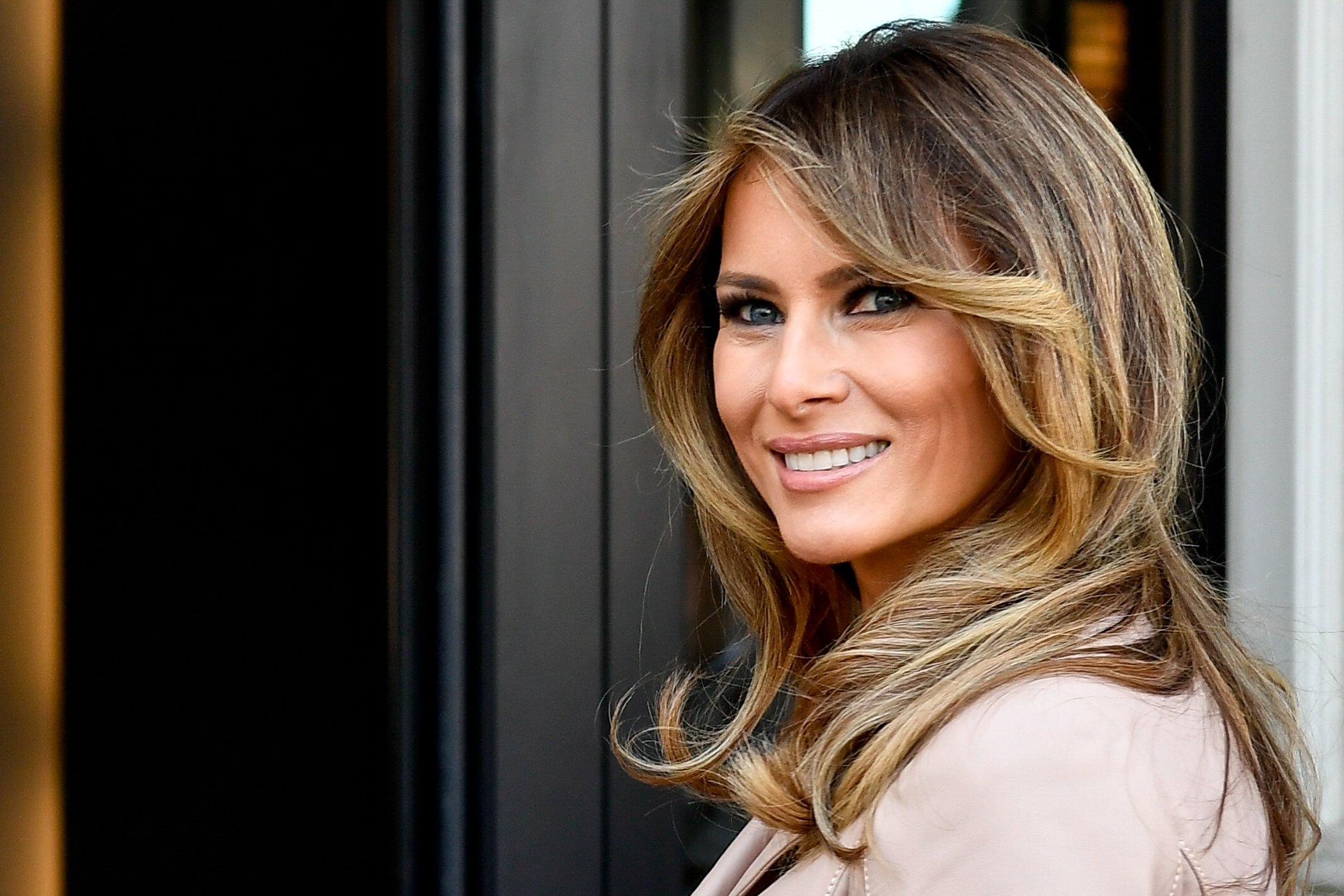 Мелания Трамп прокомментировала слухи оневерности мужа
