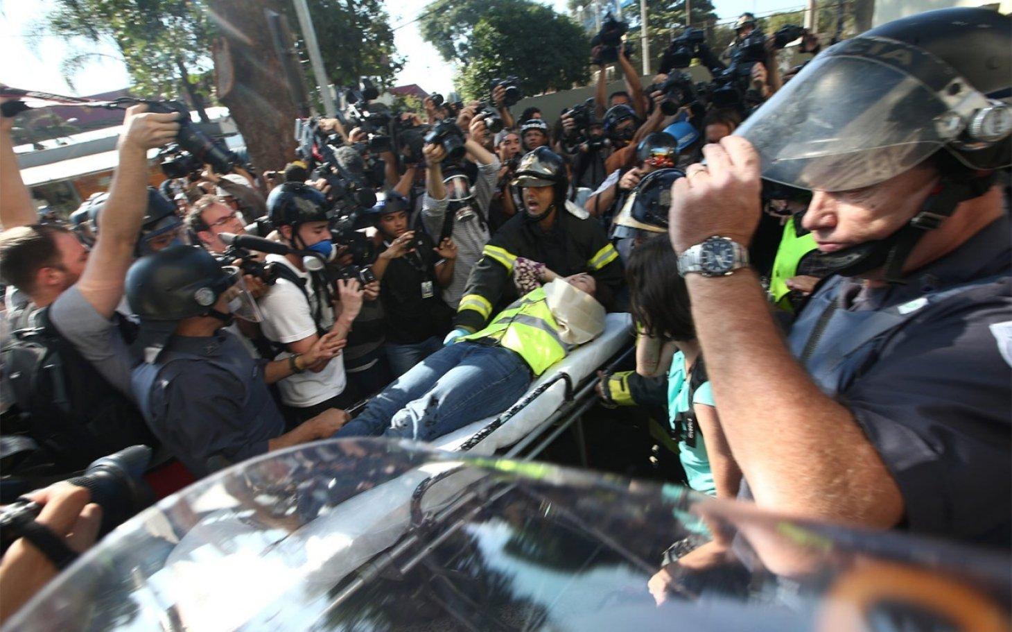 В итоге перестрелки вклубе вБразилии погибли десять человек