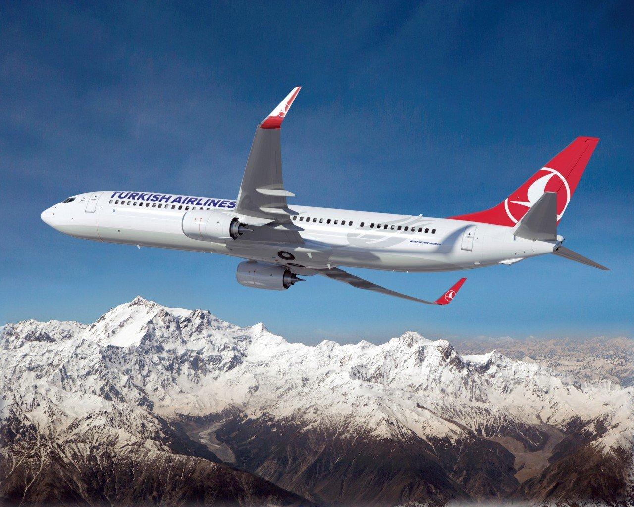 Летевший в столицуРФ самолет Turkish Airlines вернулся обратно вСтамбул