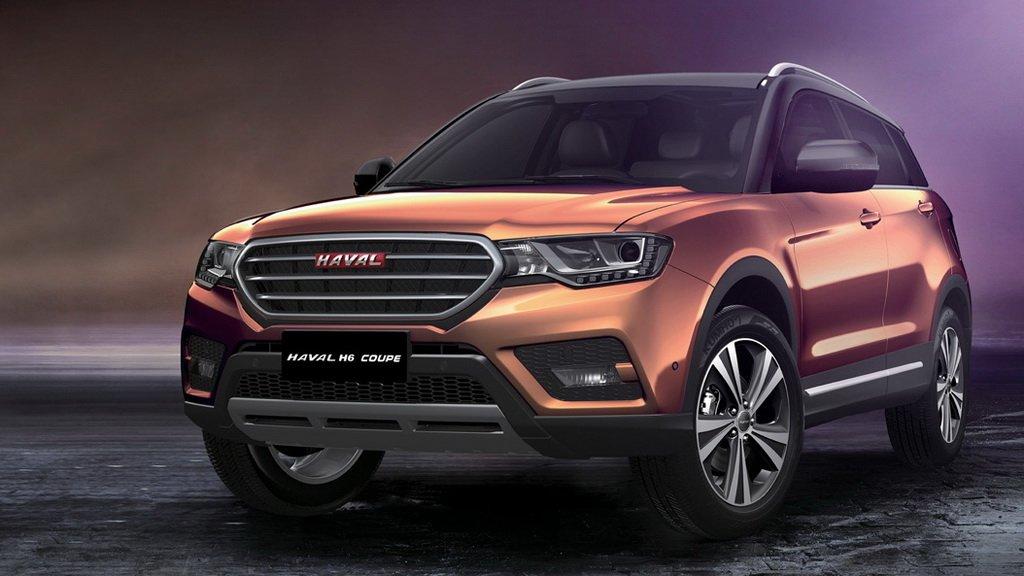 Haval представит на автомобильном салоне в столице России обновленную модель дляРФ