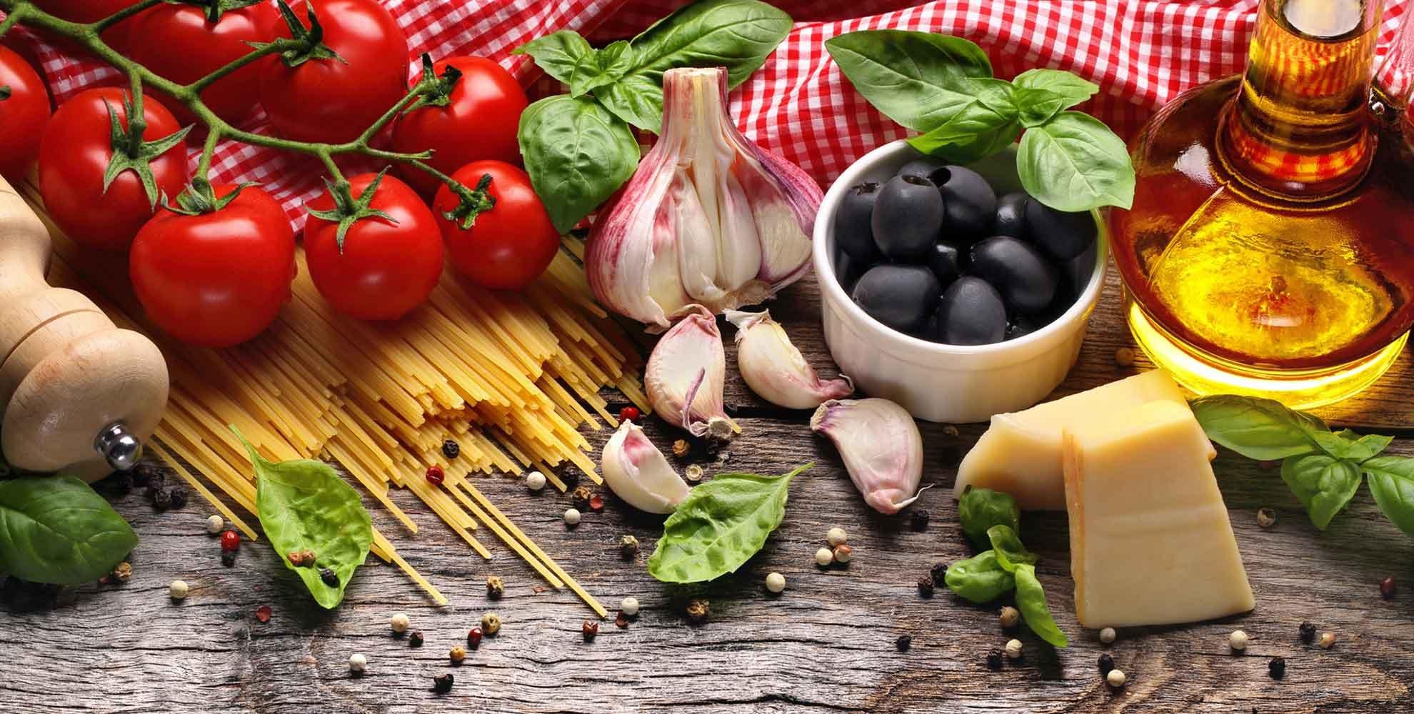 Средиземноморская диета увеличивает шансы наоплодотворение