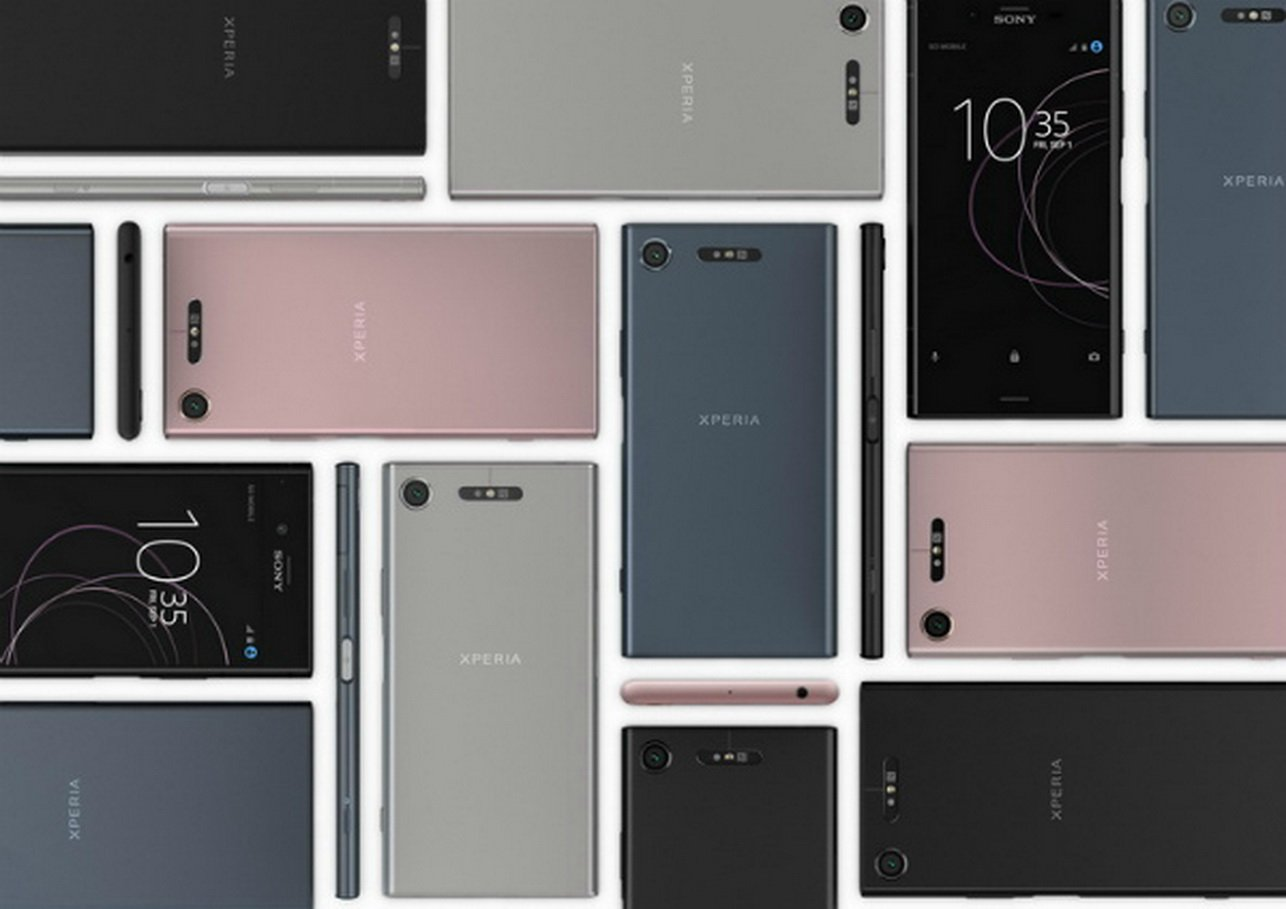 Вышел новый смартфон Sony Xperia Compact