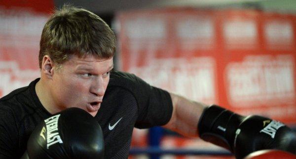 Поветкин занял лидирующее место в рейтинг тяжеловесов WBA