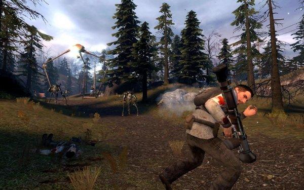 Геймеры воссоздали Half-Life 2 на движке первой части