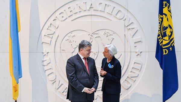 Бывший министр экономики Украины назвал причину зависимости Киева от МВФ