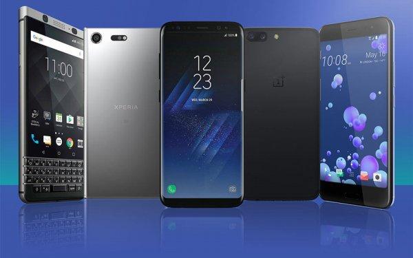 Названы самые ожидаемые смартфоны 2018 года