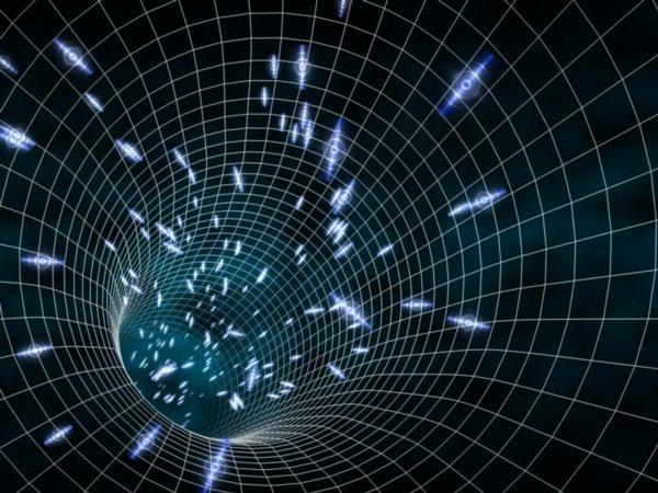 Ученые-физики нашли путь в четвертое измерение