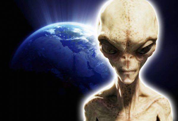 В Сети появилось видео приземления инопланетян на Аляску