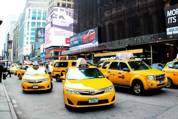 В США голая девушка смутила таксиста обнаженной грудью, а затем ограбила