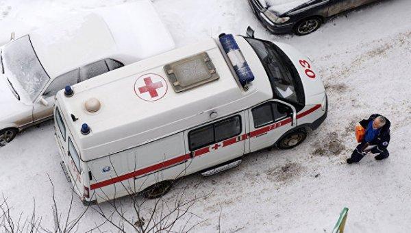 В Петербурге ребенок получил травмы из-за брошенного снежка