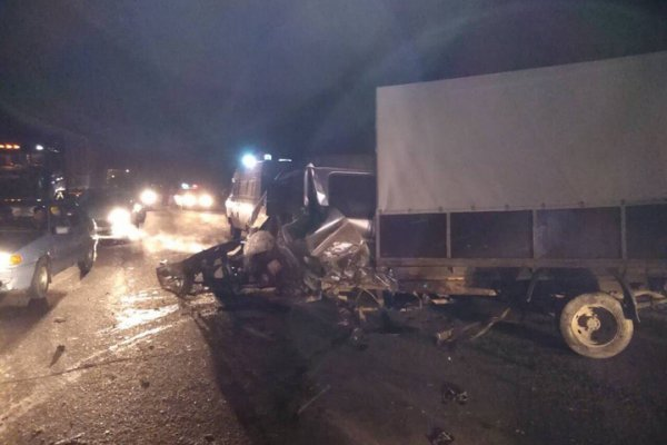 В Энгельском районе один человек погиб в результате ДТП