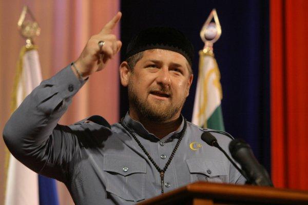 Кадыров считает Чечню безопаснее США