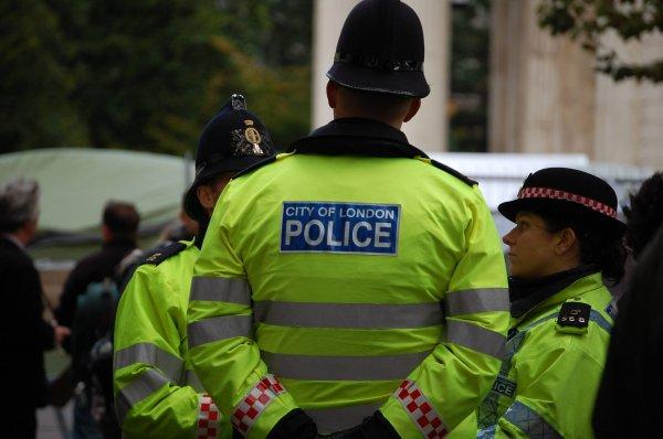В Великобритании женщину задержали по подозрению в подготовке терактов