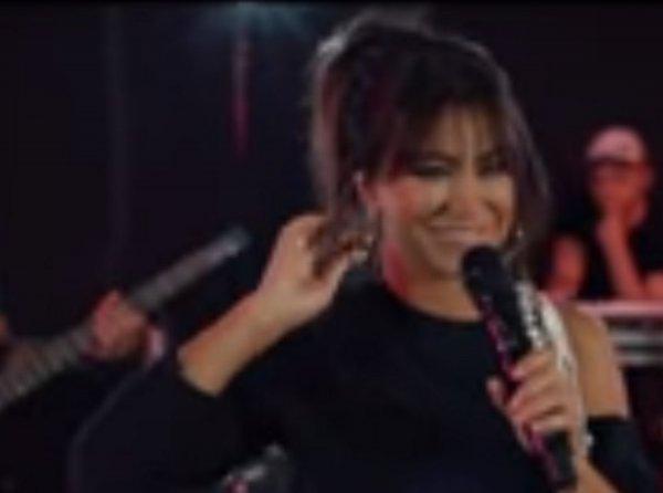 Ани Лорак поделилась кадрами с записи песни «Новый бывший»