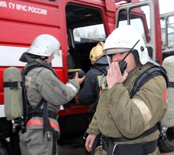 Во время пожаре в девятиэтажке в Екатеринбурге пострадал один человек