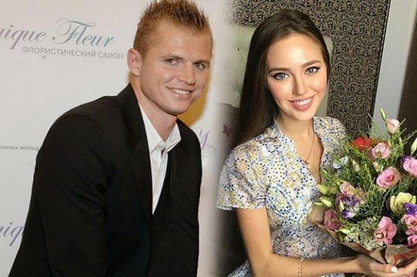 Дмитрий Тарасов бросил беременную Костенко и улетел в Испанию