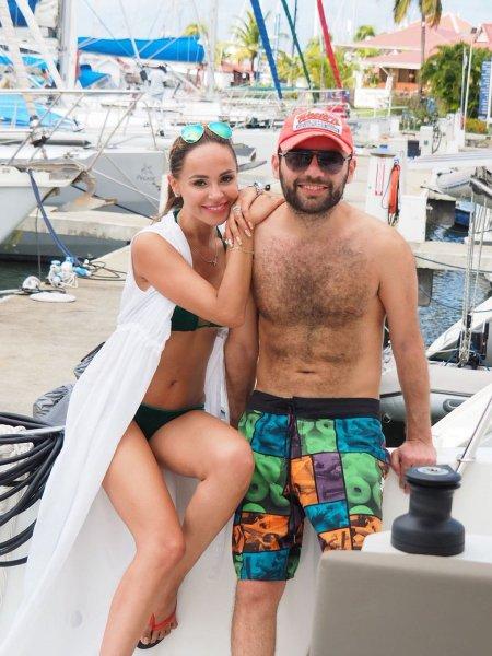 Круиз на яхте Анне Калашниковой чуть не стоил жизни