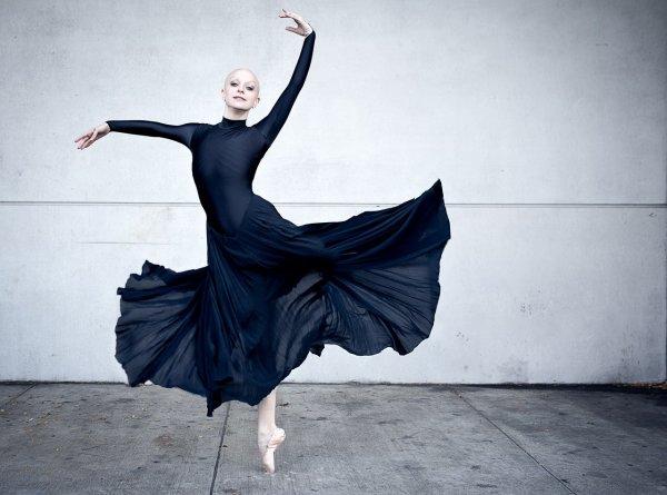 80-летняя жительница Британии стала балериной
