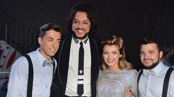Филипп Киркоров станет куратором молдавской группы на Евровидении