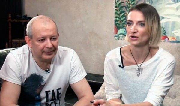 Вдова Дмитрия Марьянова впервые согласилась на интервью после смерти актера