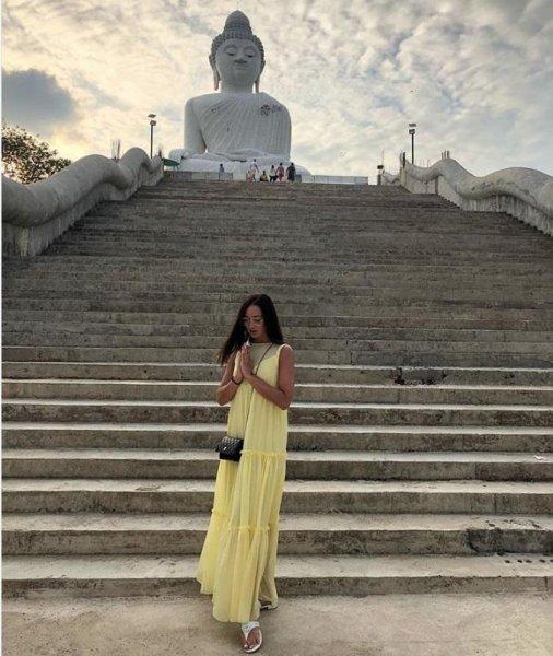 Нет предела: Бузова проматала 600 тысяч долларов в Таиланде